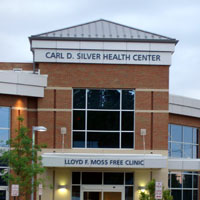 Carl D. Silver Health Center